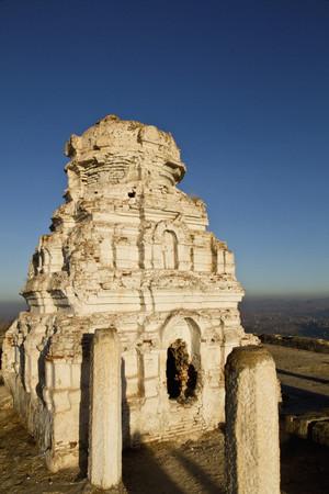 India,Karnataka,Hampi,View Of Vijayanagara Ruins