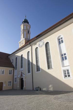 Germany,Bavaria,Reutberg Abbey LANG_EVOIMAGES