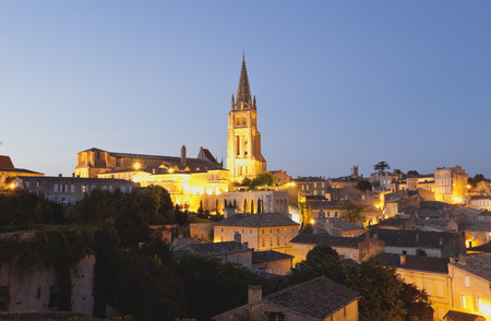 France,View Of Saint Emilion