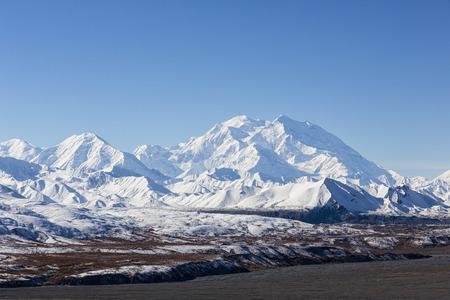 Usa,Alaska,View From Eielson Visitor Center At Denali National Park