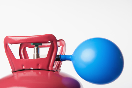 Helium Tank To Fill Party Balloons,Close Up LANG_EVOIMAGES