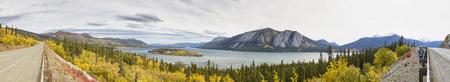 Canada,View Of Tagish Lake LANG_EVOIMAGES