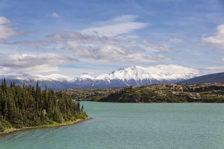 Canada,View Of Lake Bernard