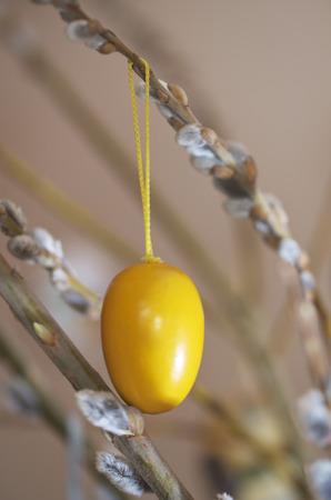 Hanging Easteregg,Close Up