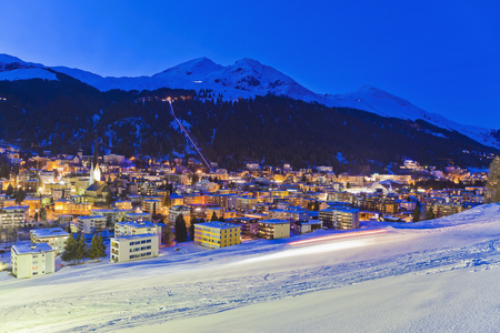 Switzerland,View Of City