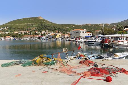 Turkey,View of Yenifoca