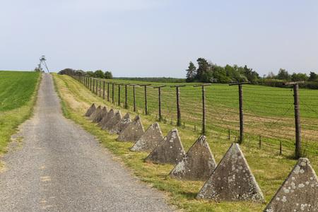 Austria,View of empty road