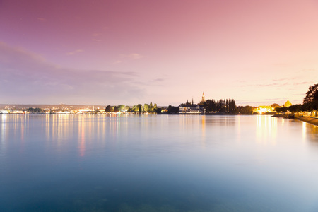 Germany,Baden Wuerttemberg,Constance,View of Constance lake