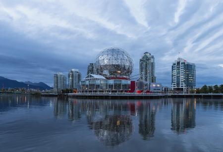 Canada,British Columbia,Vancouver,Telus Worl of Science at False Creek