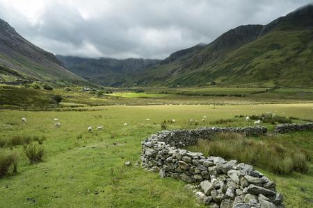 Great Britain,Wales,Gwynedd,Ogwen Valley,Snowdonia National Park