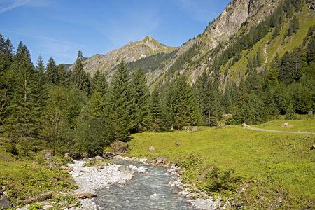 Germany,Bavaria,Oy Valley,Oybach