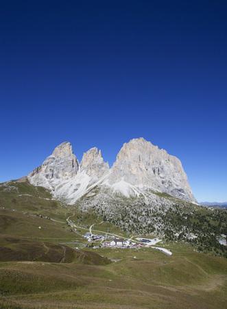 Italy,South Tyrol,Langkofel group