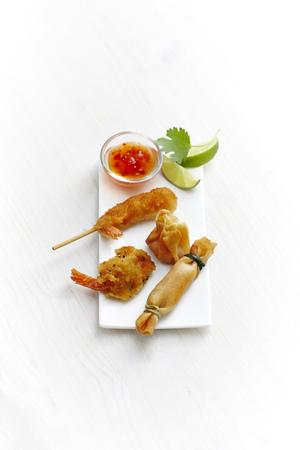 Thai fingerfood