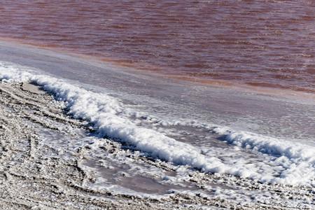 Namibia, Walvis Bay, Saline LANG_EVOIMAGES