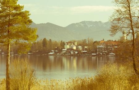 Germany, Bavaria, Starnberg Lake