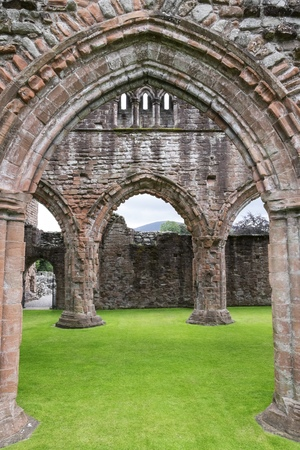 United Kingdom, Scotland, Dumfries And Galloway, Sweetheart Abbey LANG_EVOIMAGES