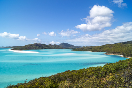 Australia, Queensland, Whitehaven Beach LANG_EVOIMAGES