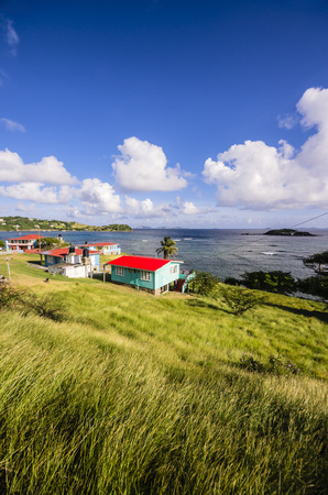 Caribian, Antilles, Lesser Antilles, Grenadines, Island Bequia