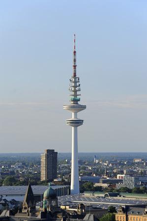 Germany, Hamburg, Heinrich-Hertz Tower