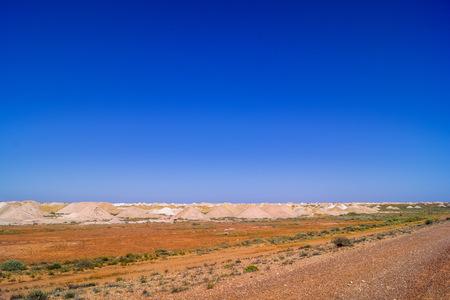 Australien, South Australia, Opal fields near Coober Pedy