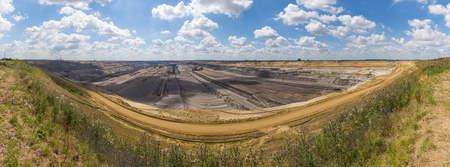 Germany, Grevenbroich, Garzweiler surface mine