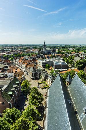 middelburg holland zeeland walcheren cityscape netherlands accommodation