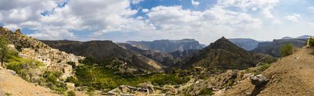 Oman, Jabal Akhdar