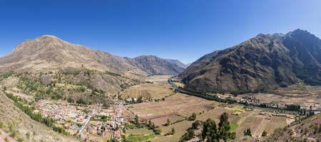 Peru, Andes, Cusco Region, Urubamba Valley