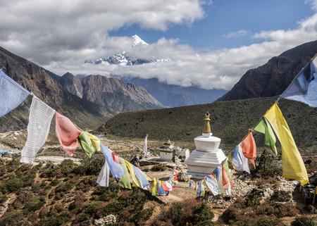 Nepal, Himalaya, Khumbu, Everest region, Thame