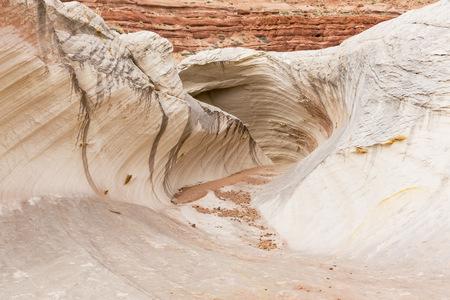 USA, Paria Canyon, Vermillion Cliffs, Page, rock formation Nautilus