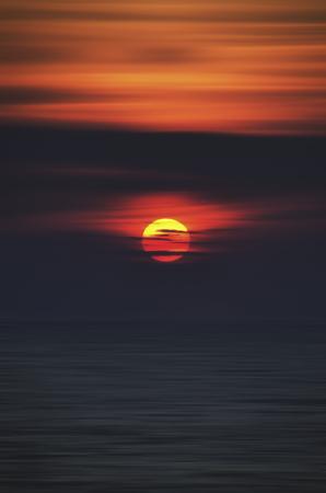 Spain, Menorca, sunset