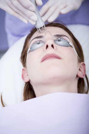 Aesthetic surgery, CO2 laser resurfacing