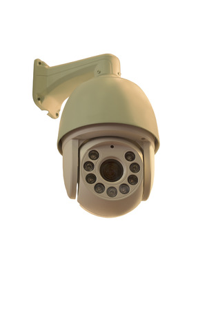 nightvision: multifunctional video camera with all-round visibility provide reliable protection of objects