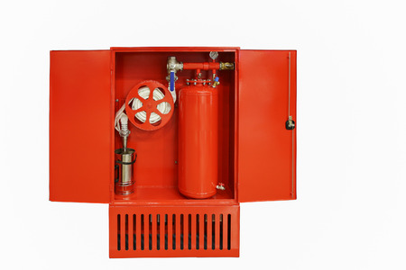 extinguish: Modern fire fighting equipment could effectively extinguish fires in enterprises