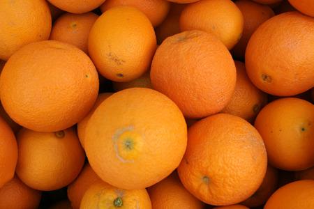rutaceae: Naranja Navel