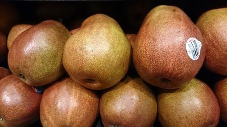 anjou: Red Anjou pear