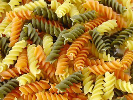 rotini: Jard�n Rotini (espinacas y tomate con sabor)