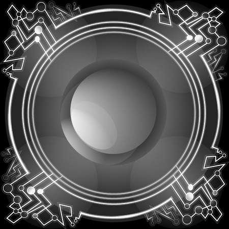 ic: speaker icon Illustration
