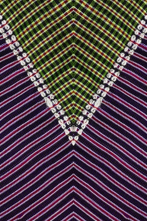 pattern of the fabric and background  photo