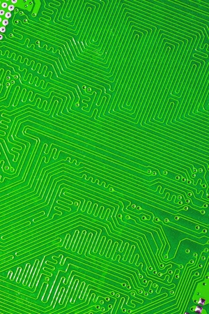 electronic circuit board photo