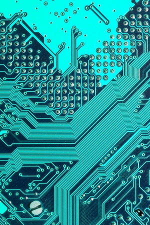 electronic circuit board Stock Photo - 13553240