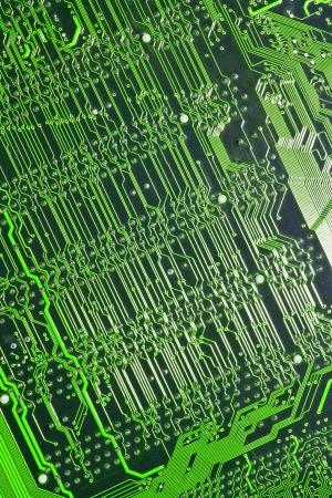 electronic circuit board Stock Photo - 13629638