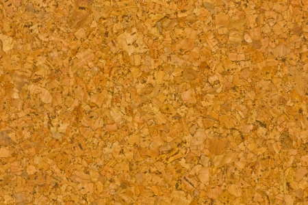 Detailed quality and texture of the cork board  photo