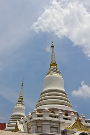 Buddhism and temple in Thailand  photo