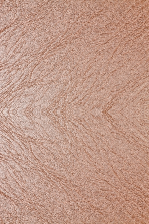 Brown leather texture closeup  Useful as background for design-works  photo