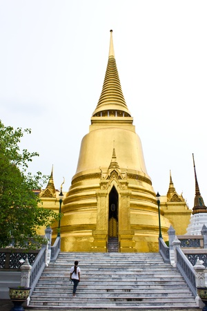 Religion and temple in Thailand