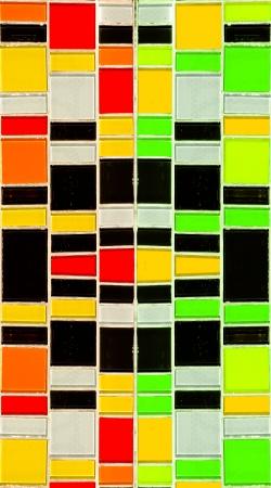 color tiles background photo