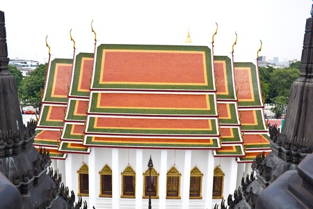 Religion and temple in Thailand Stock Photo - 16132202