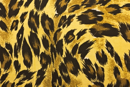 Tiger fabric Stock Photo - 16901093