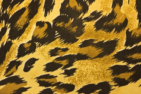 Tiger fabric Stock Photo - 16901094